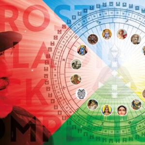 16 Rostros de la Divinidad - Pack Completo