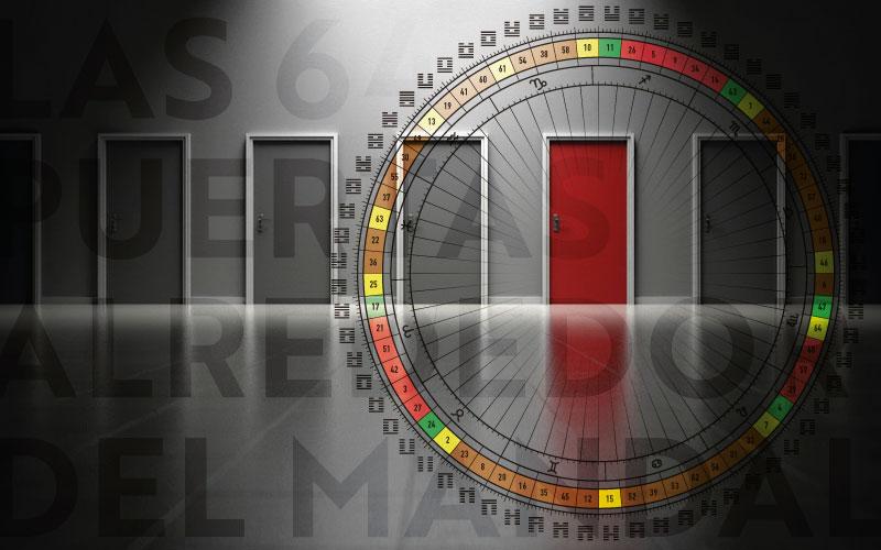 Las 64 puertas Alrededor del Mandala