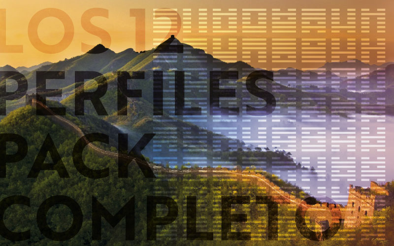 Los 12 Perfiles - Pack Completo